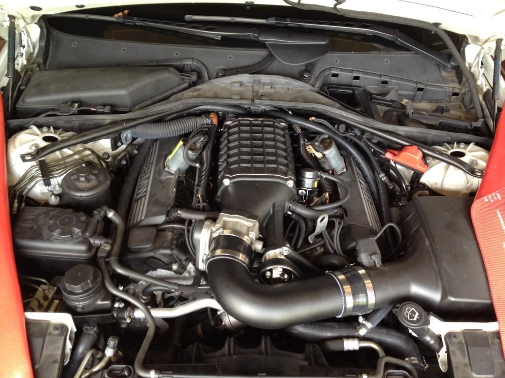 Anderhart Speed BMW I - Bmw 650i engine